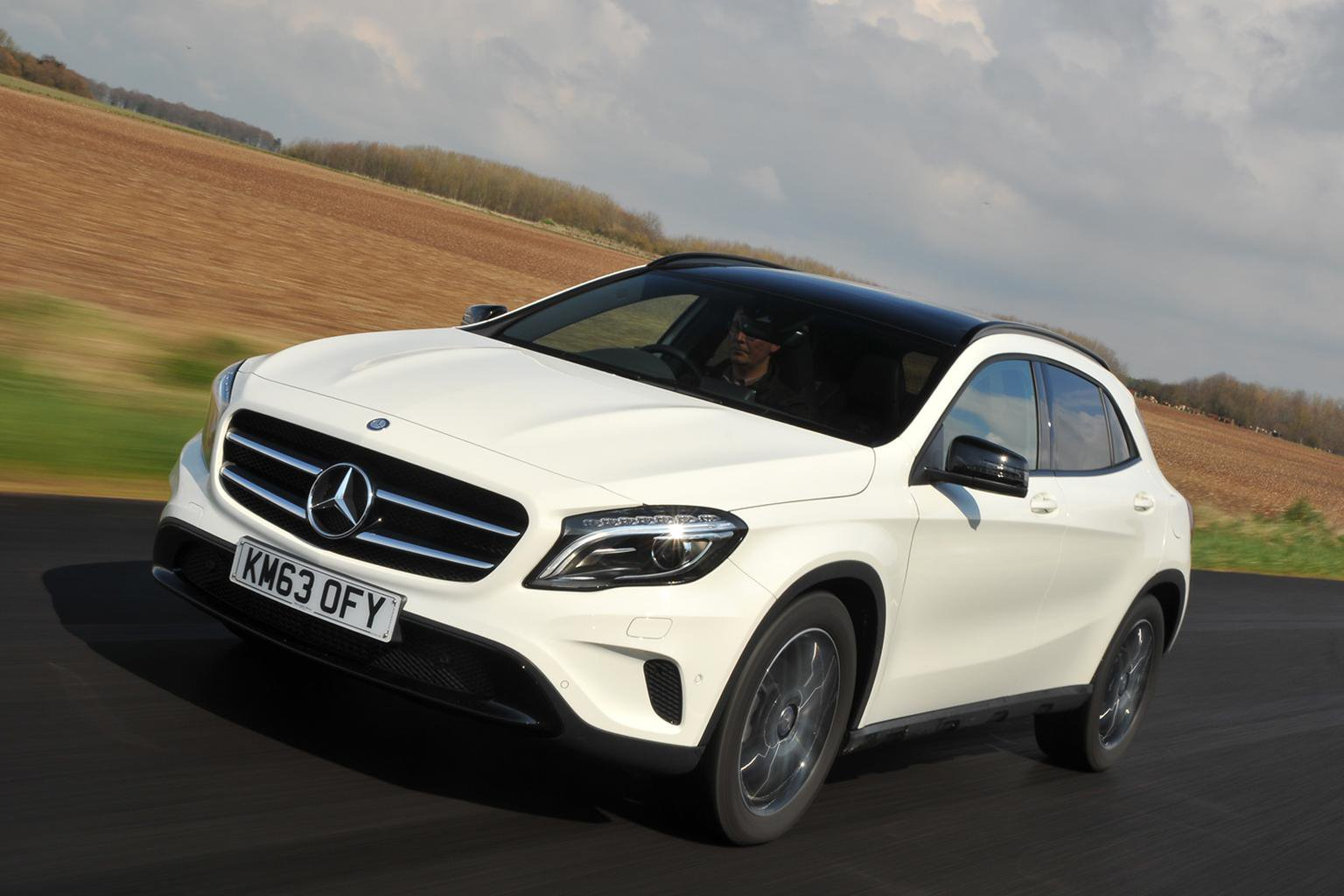 Deal of the Day: Mercedes-Benz GLA