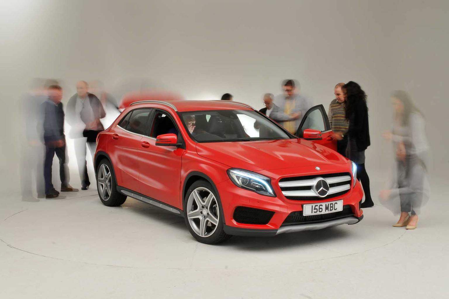 Readers review the Mercedes GLA