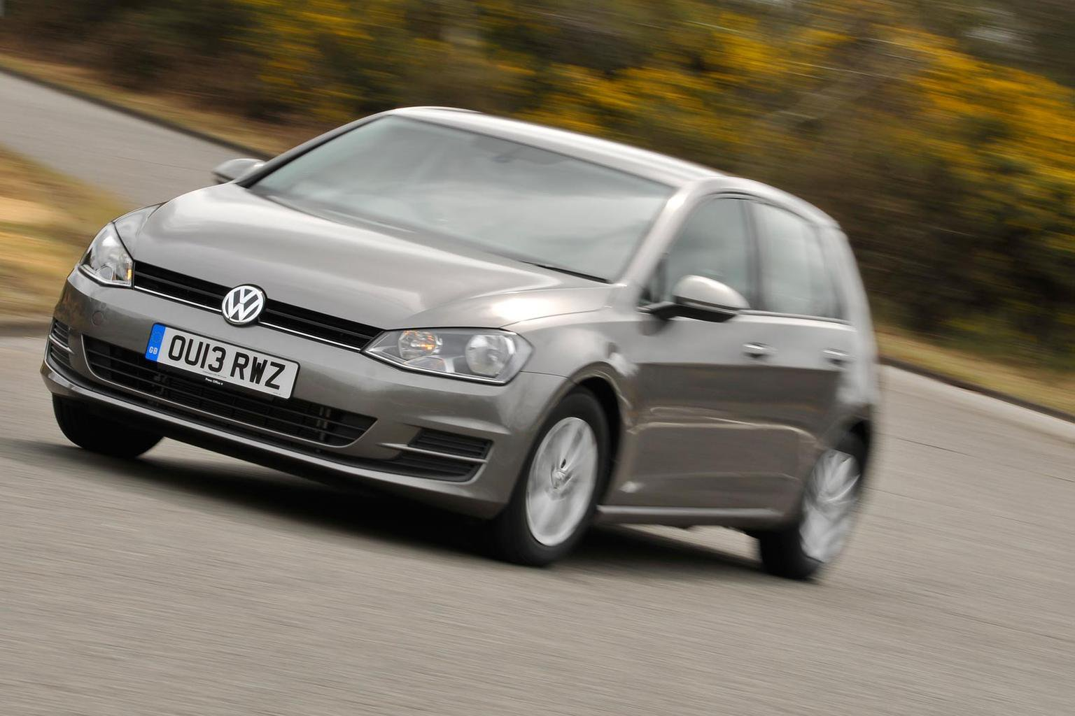 Can you get the test drive you want? Volkswagen