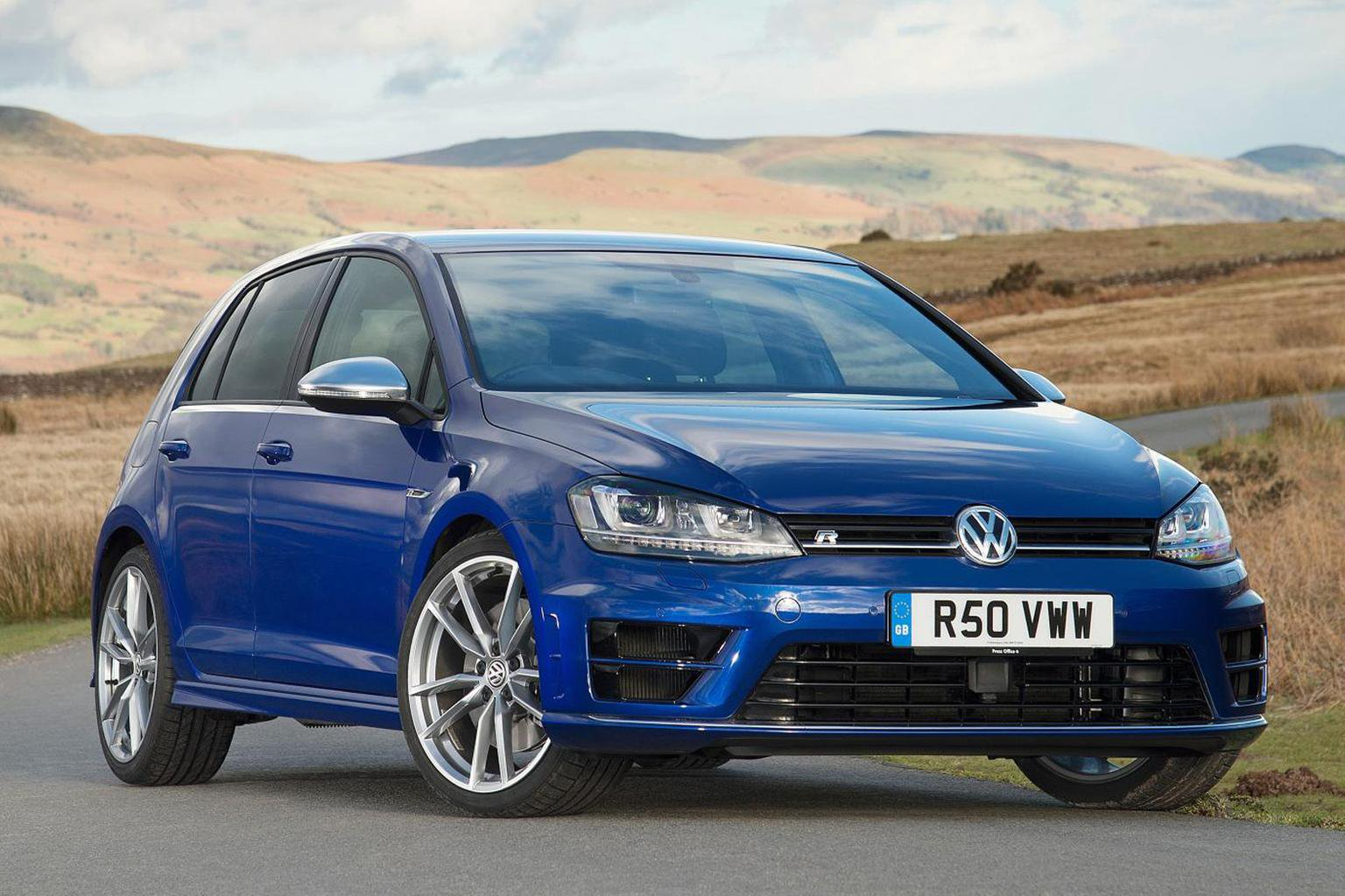 Deal of the Day: Volkswagen Golf R