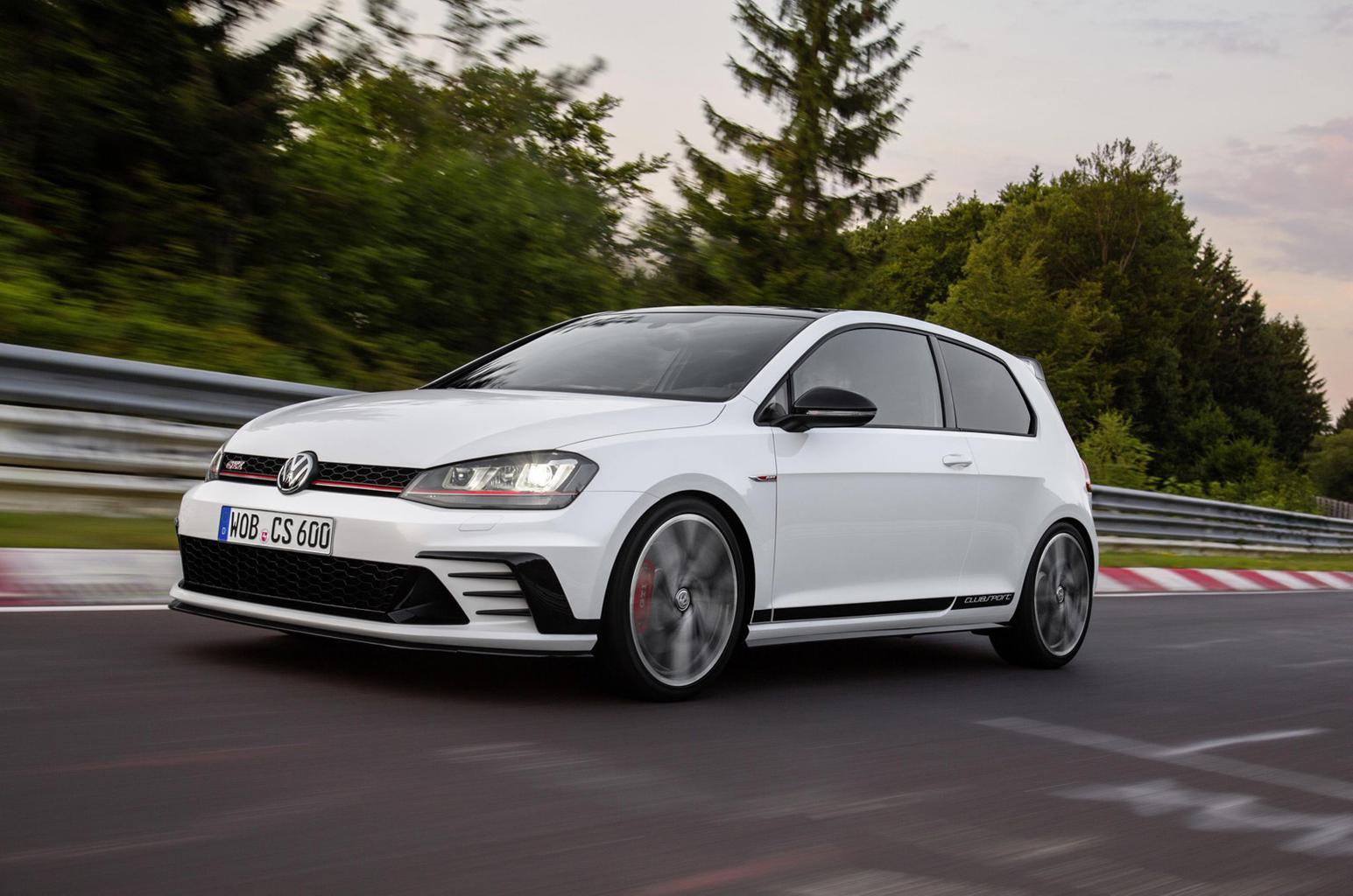 2016 Volkswagen Golf GTI Clubsport review