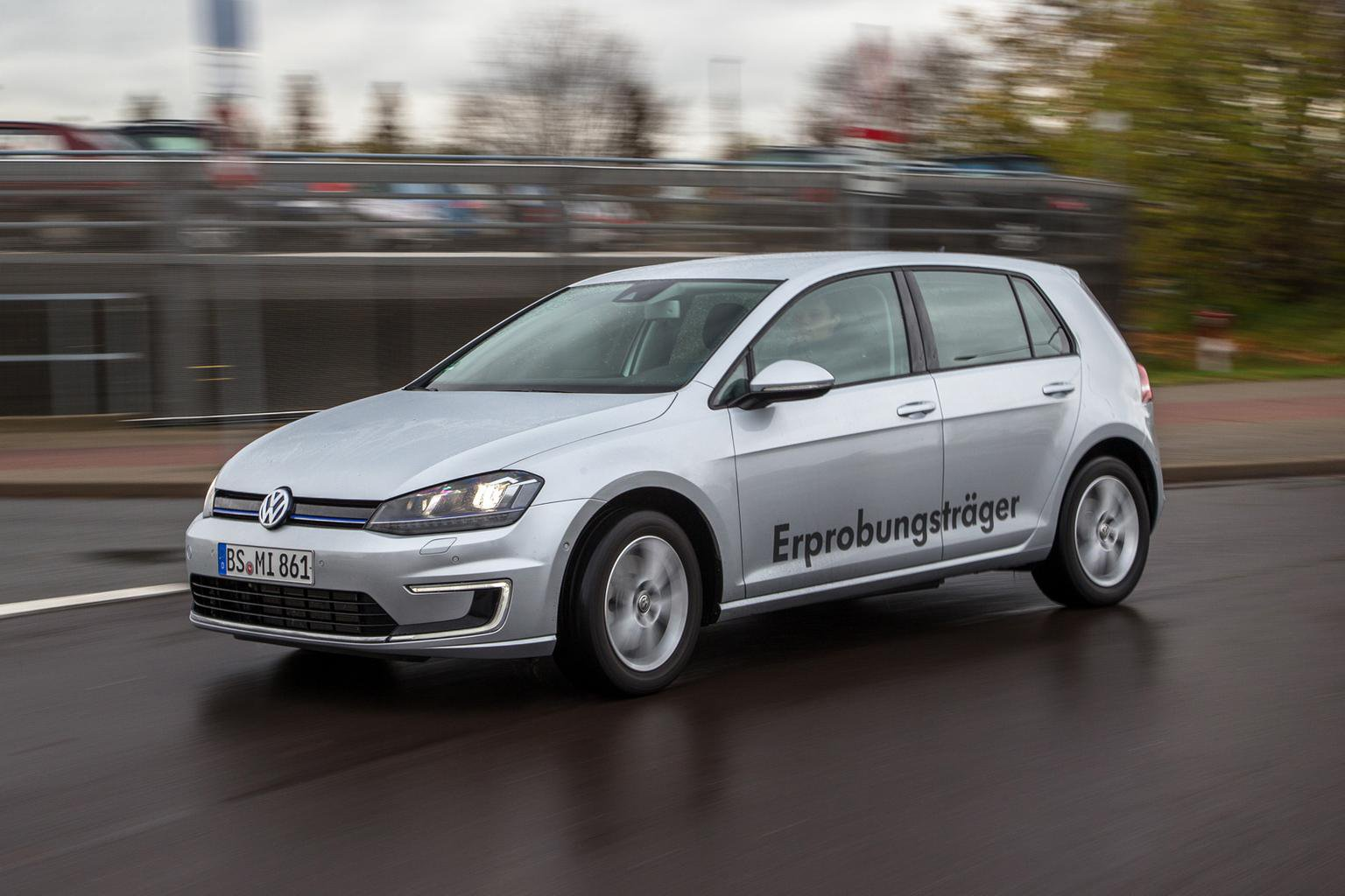 2017 Vw Golf Plug In Hybrid Review