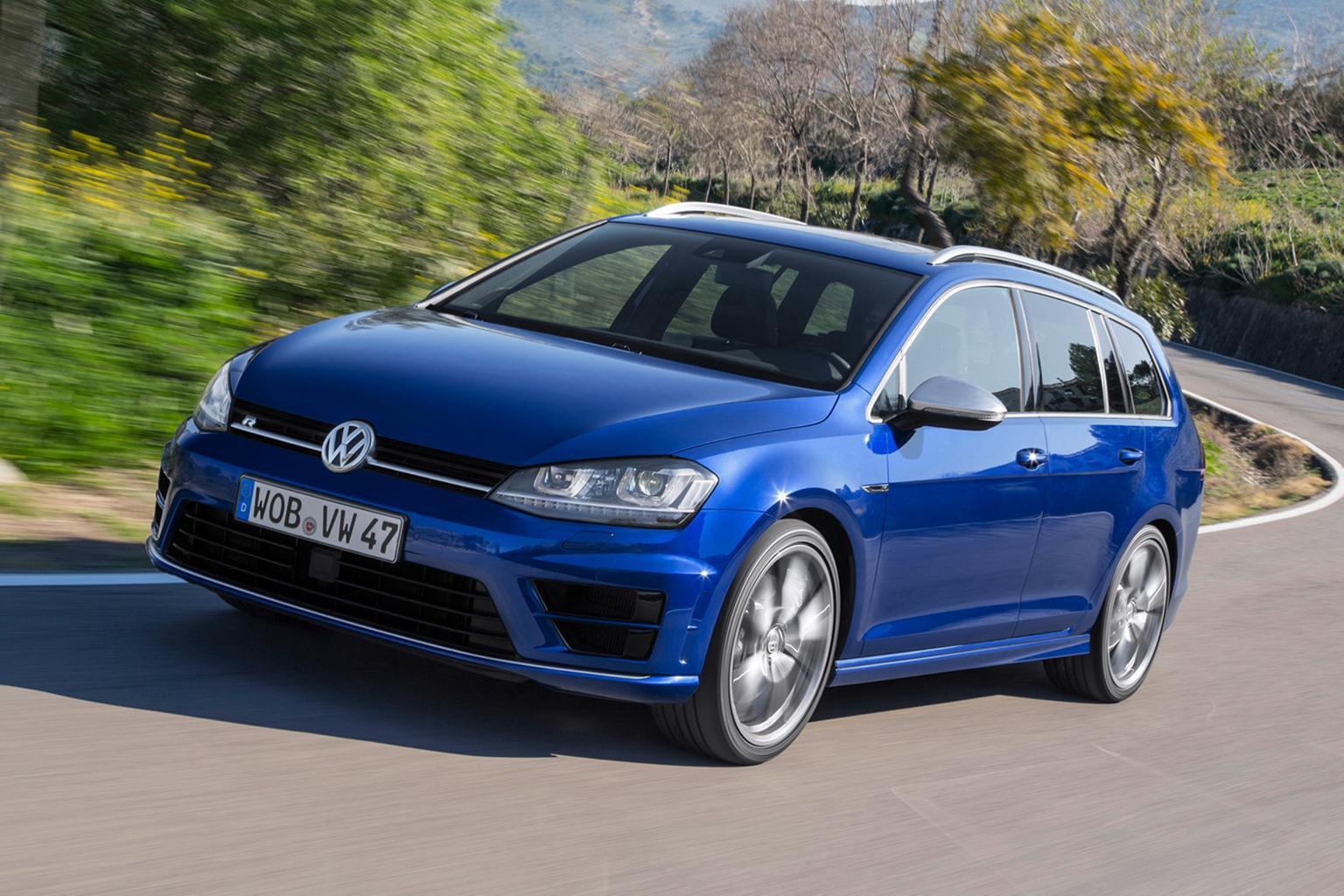 2015 Volkswagen Golf Estate review