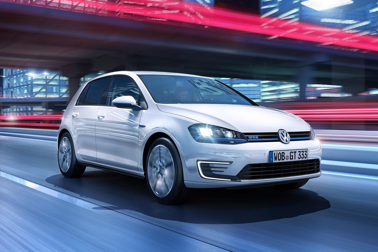 157mpg VW Golf GTE unveiled
