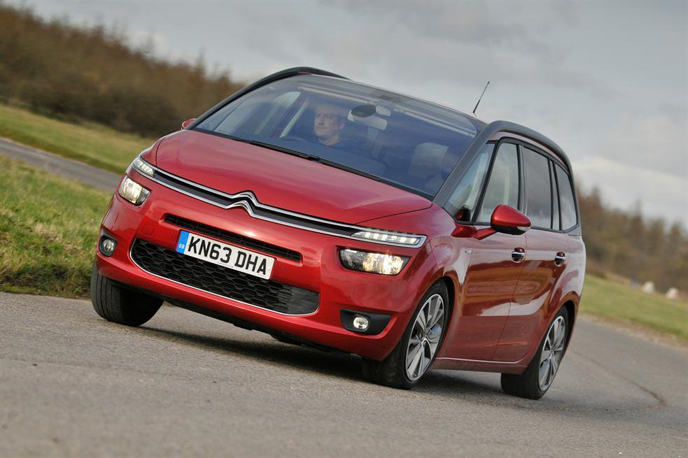 Our cars: Grand C4 Picasso and Civic Tourer