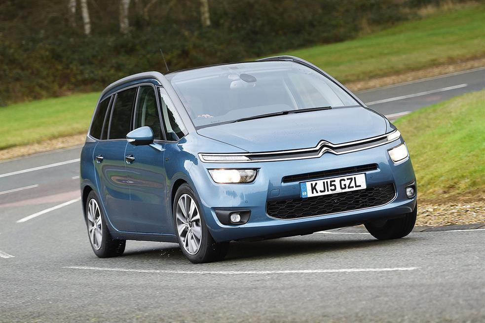 Deal of the Day: Citroen Grand C4 Picasso