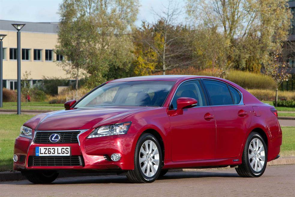 Deal of the Day: Lexus GS300h