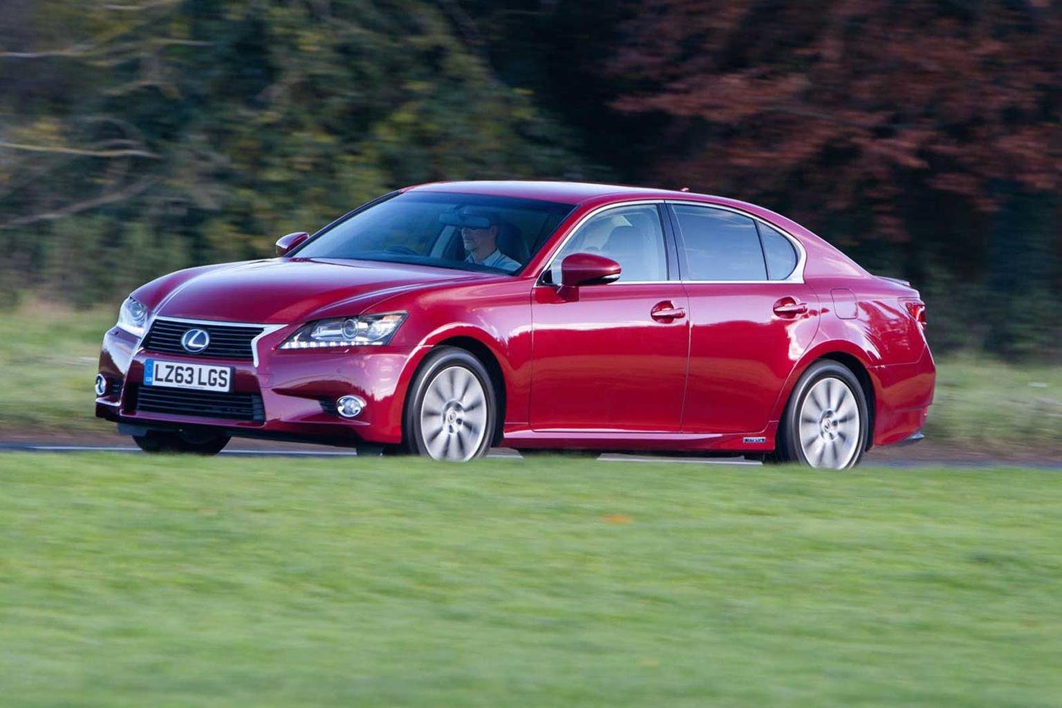 2014 Lexus GS300h first drive review