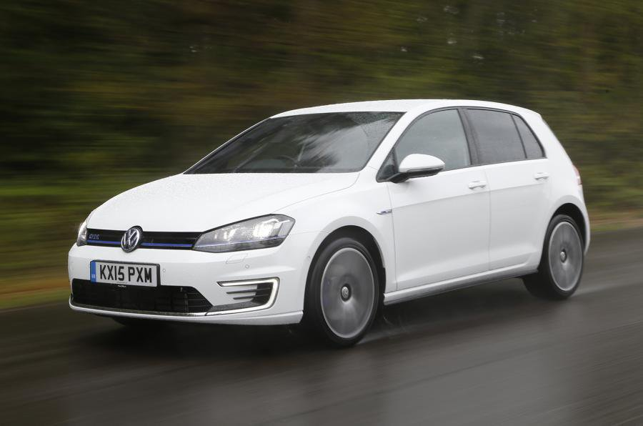 Deal of the Day: Volkswagen Golf GTE
