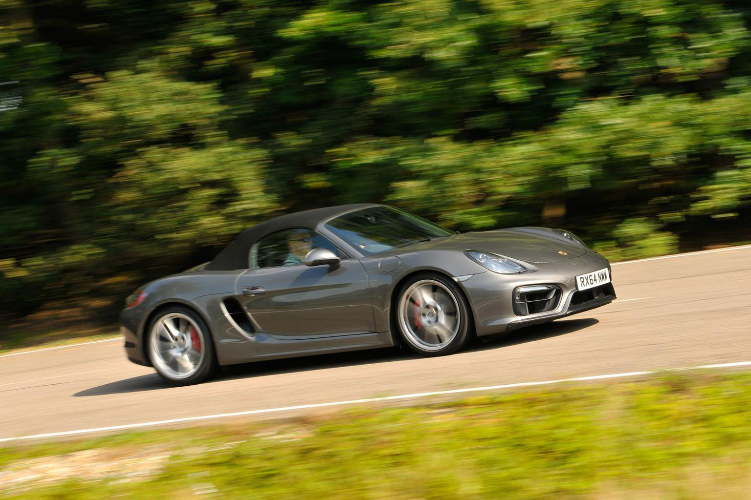 2014 Porsche Boxster GTS review