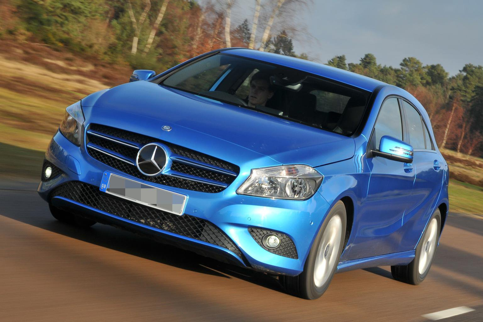 Mercedes Benz A Class Gearbox Problem What Car