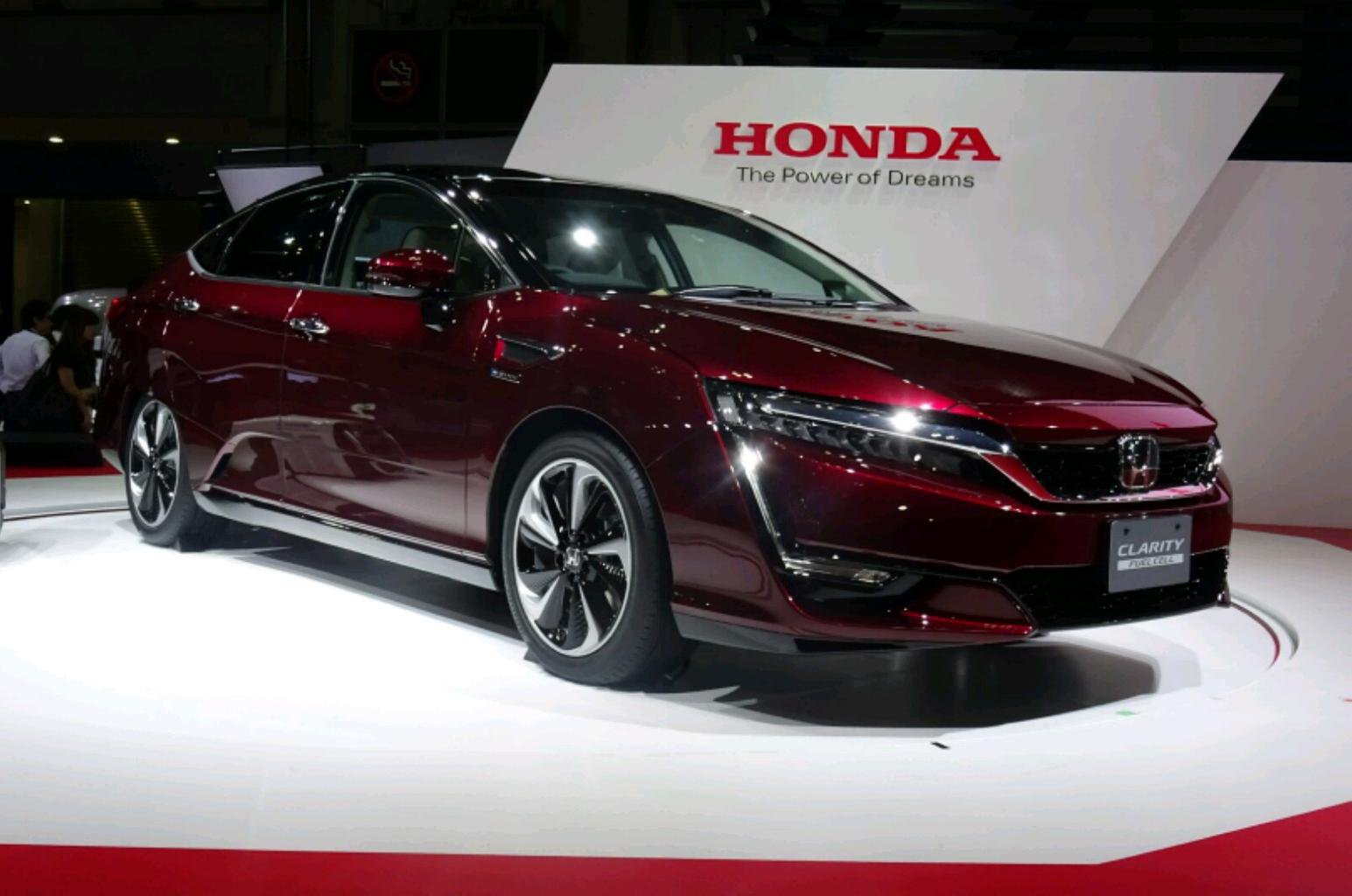 Honda's hydrogen car to be sold in the UK