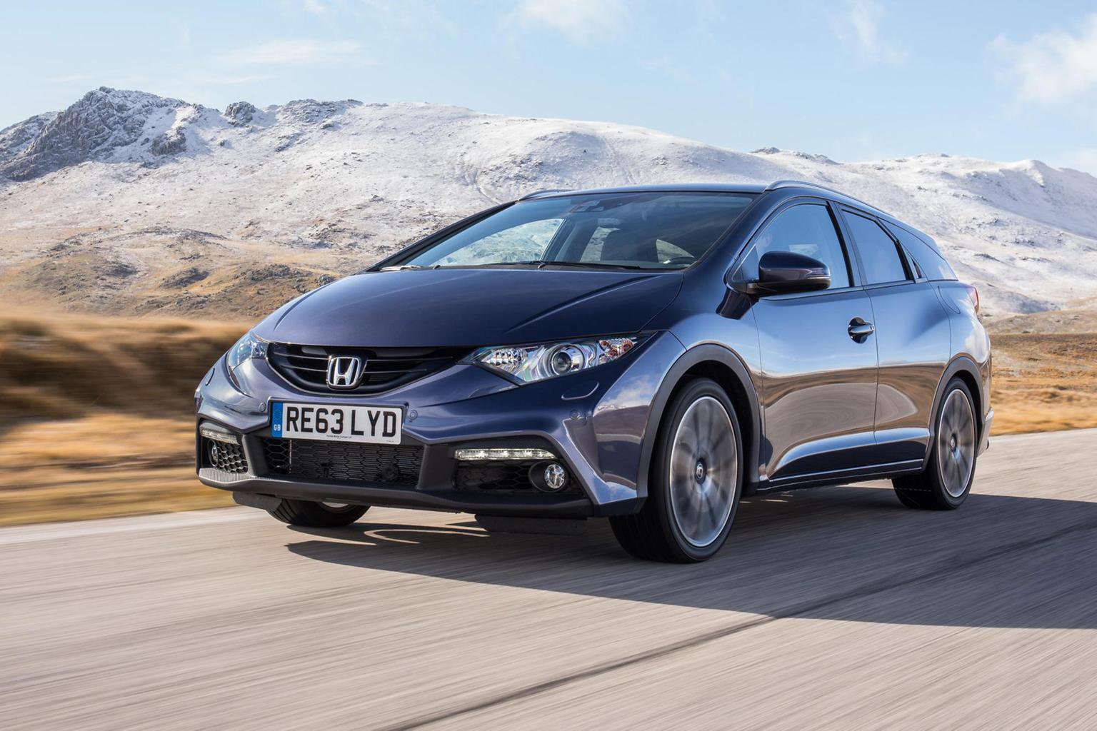 Honda Civic Tourer prices announced