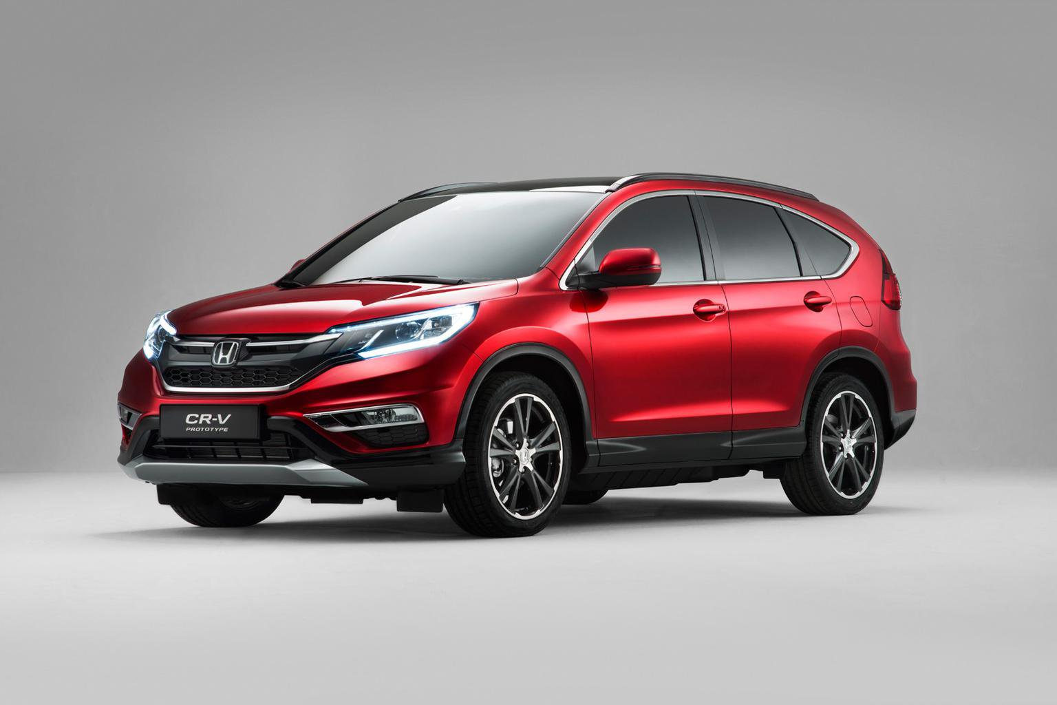 2015 Honda CR-V face-lift - prices, specs and on-sale date