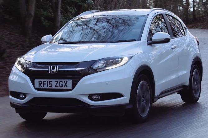 Promoted: Honda HR-V EX - clever ideas to keep you comfortable and safe