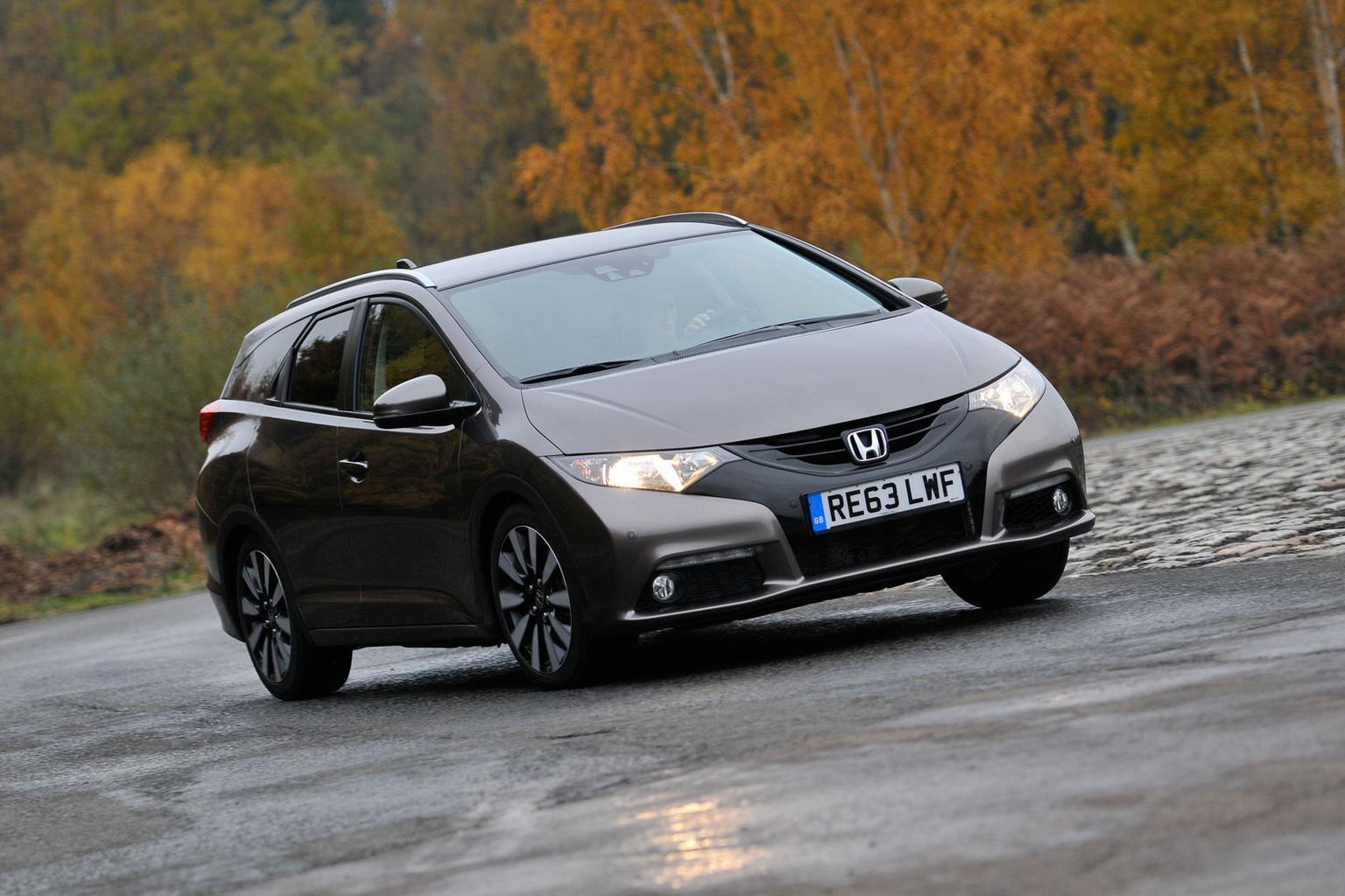 Honda Civic Tourer >> Honda Civic Tourer Vs Seat Leon St Vs Volkswagen Golf Estate