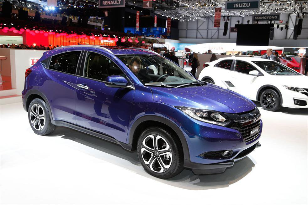 Join us for an exclusive look at the 2015 Honda HR-V