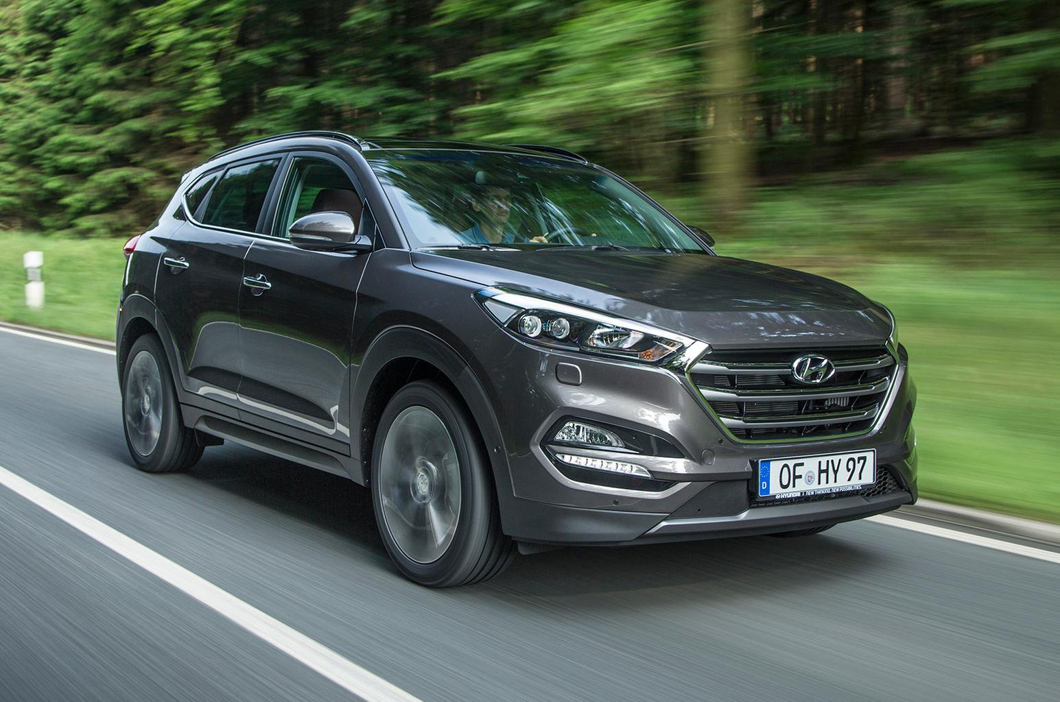 2015 Hyundai Tucson review