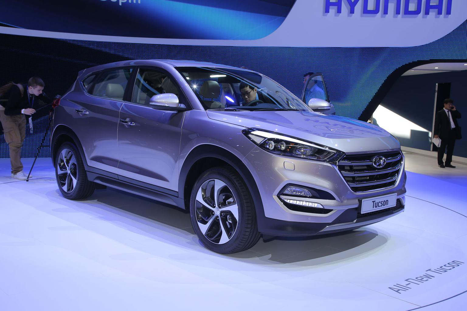 New Hyundai Tucson - prices, engines and on-sale date
