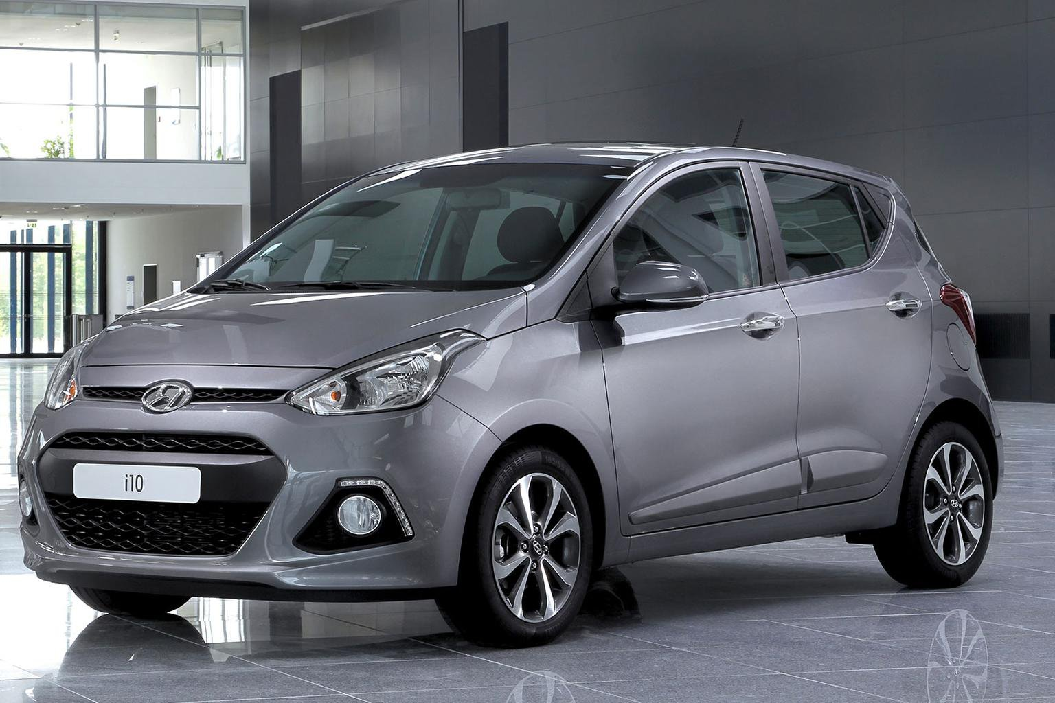 New Hyundai i10 prices announced