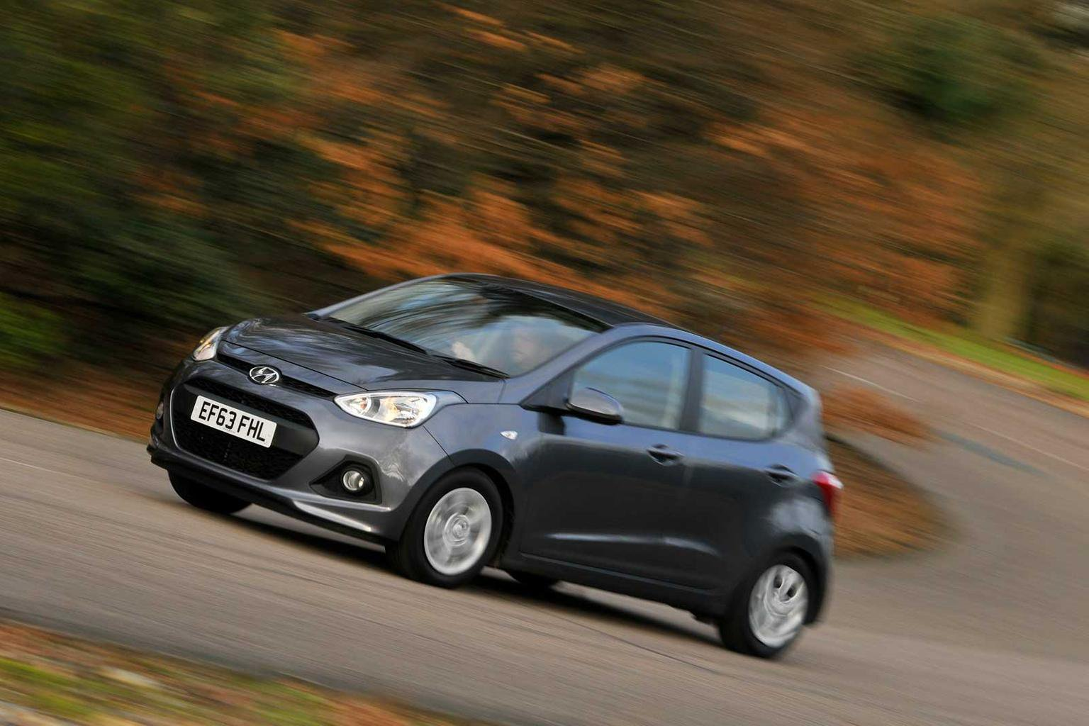 2014 Hyundai i10 review