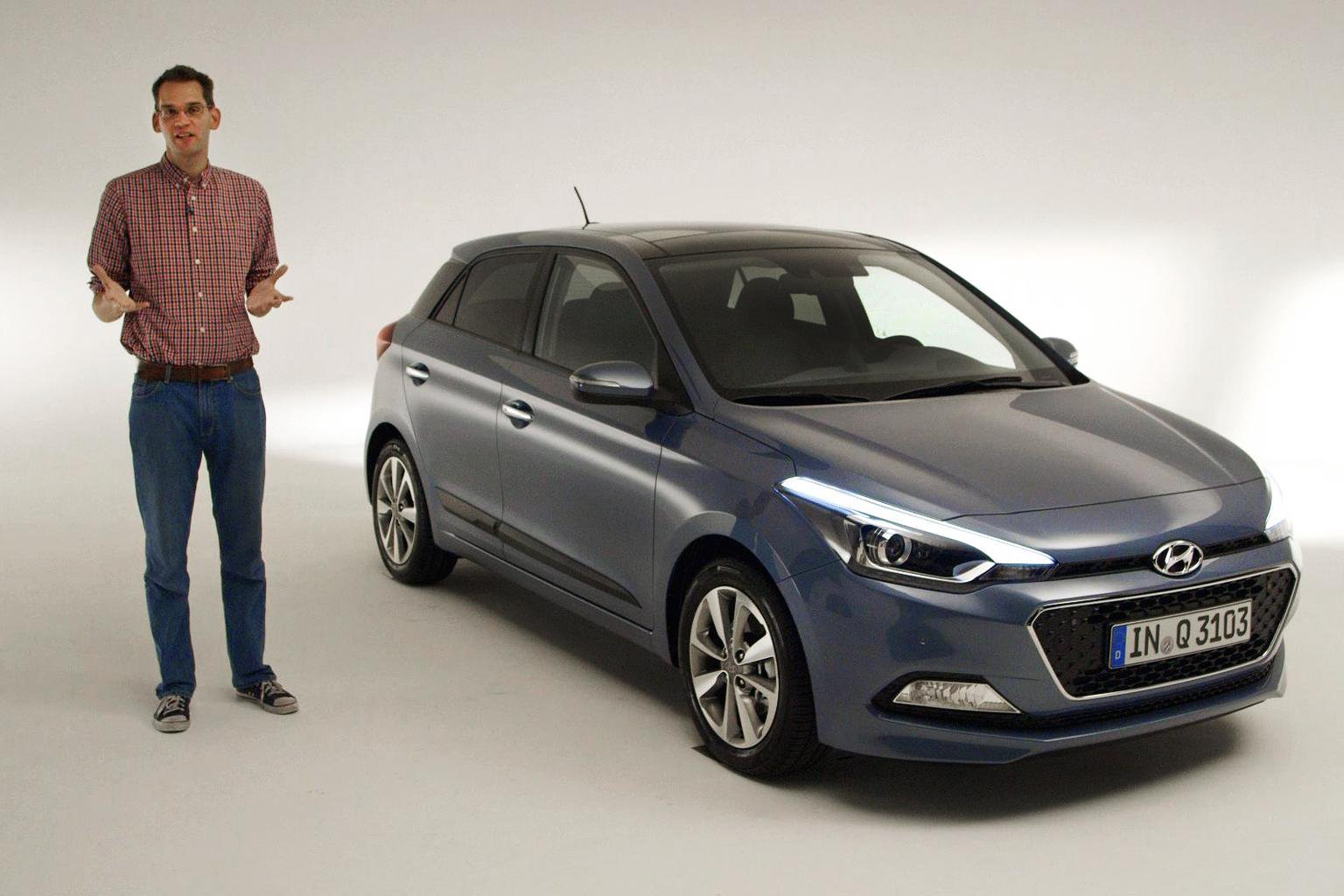 Video: five key things to know about the new Hyundai i20