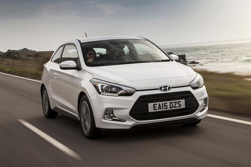 2015 Hyundai i20 Coupe review