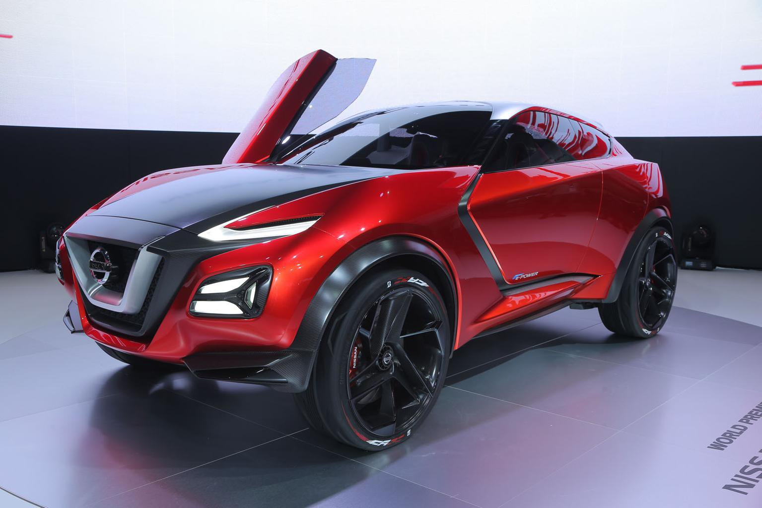 New Nissan Gripz concept to morph into crossover