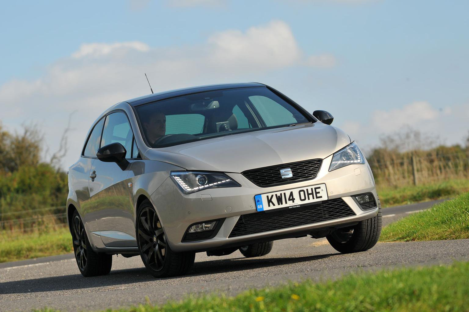 2014 Seat Ibiza 30 Years Edition review