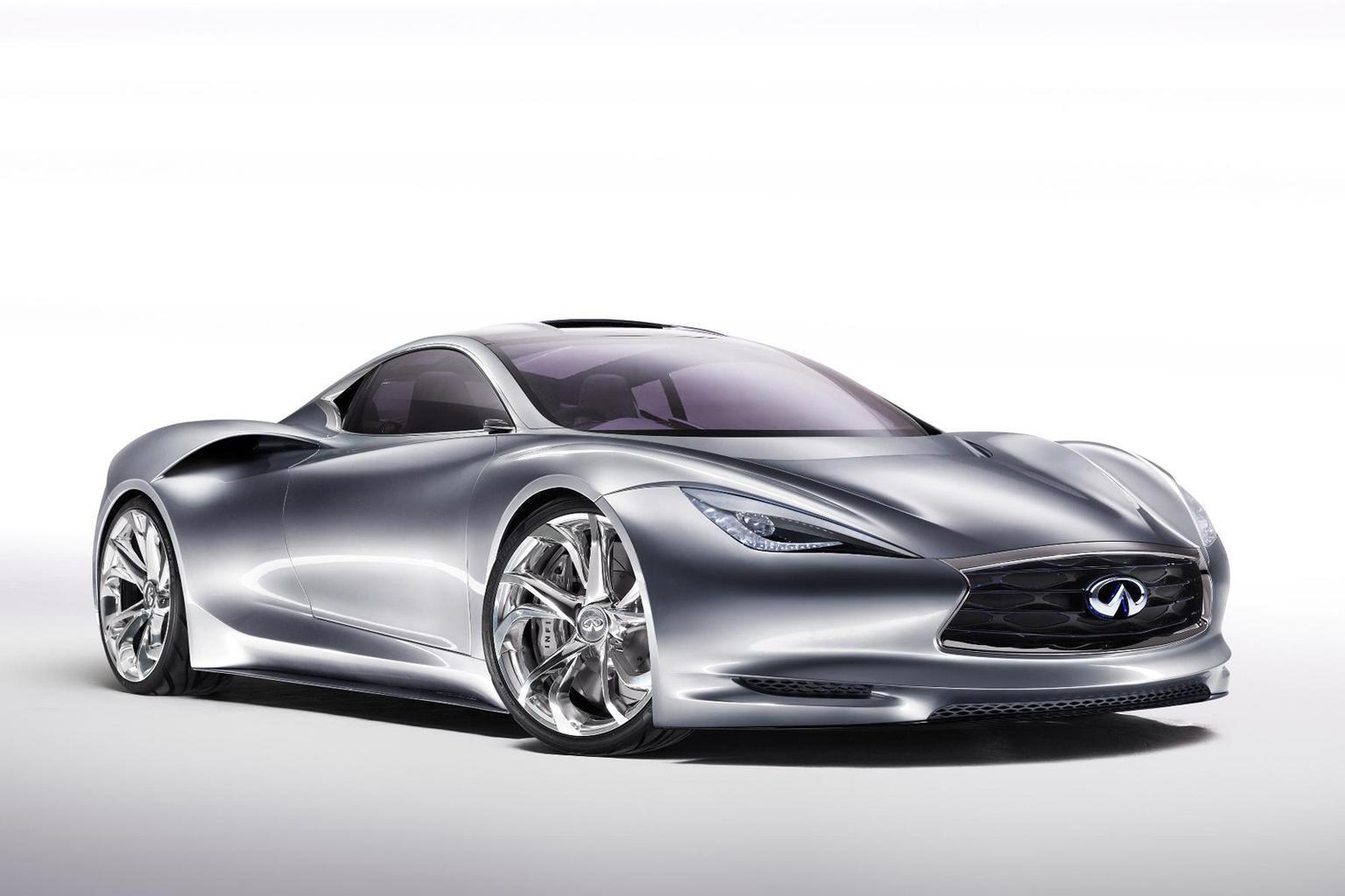 Infiniti still planning a sports car