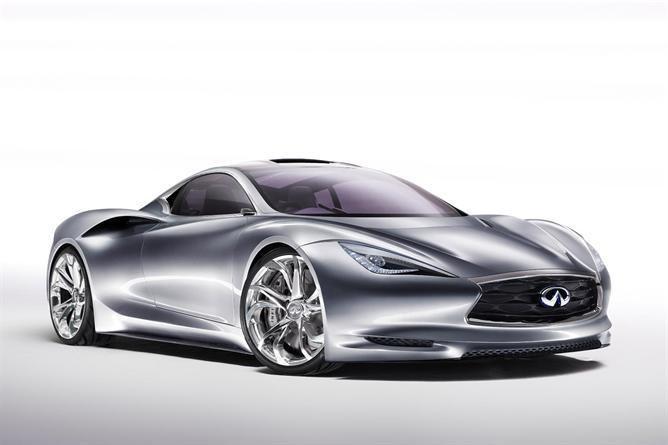 Infiniti design director wants a halo sports car