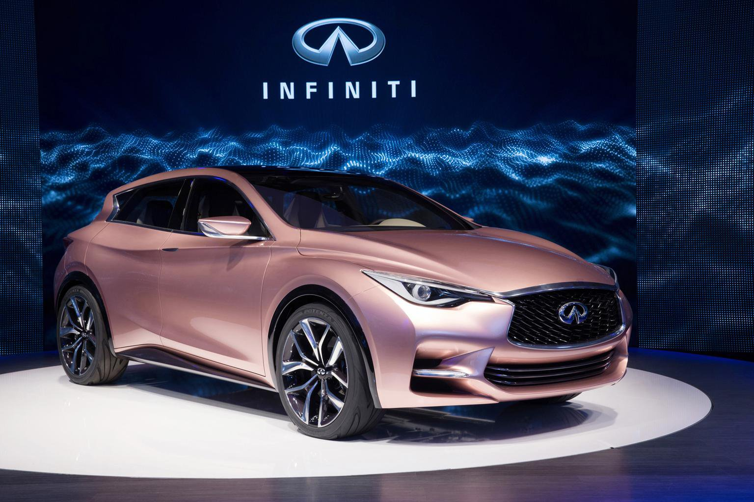 Infiniti says no to more Vettel editions