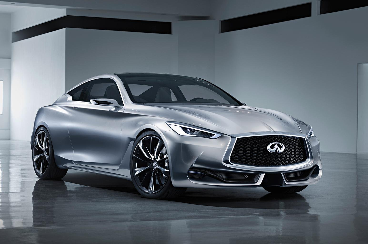 Infiniti Q60 concept revealed at Detroit show