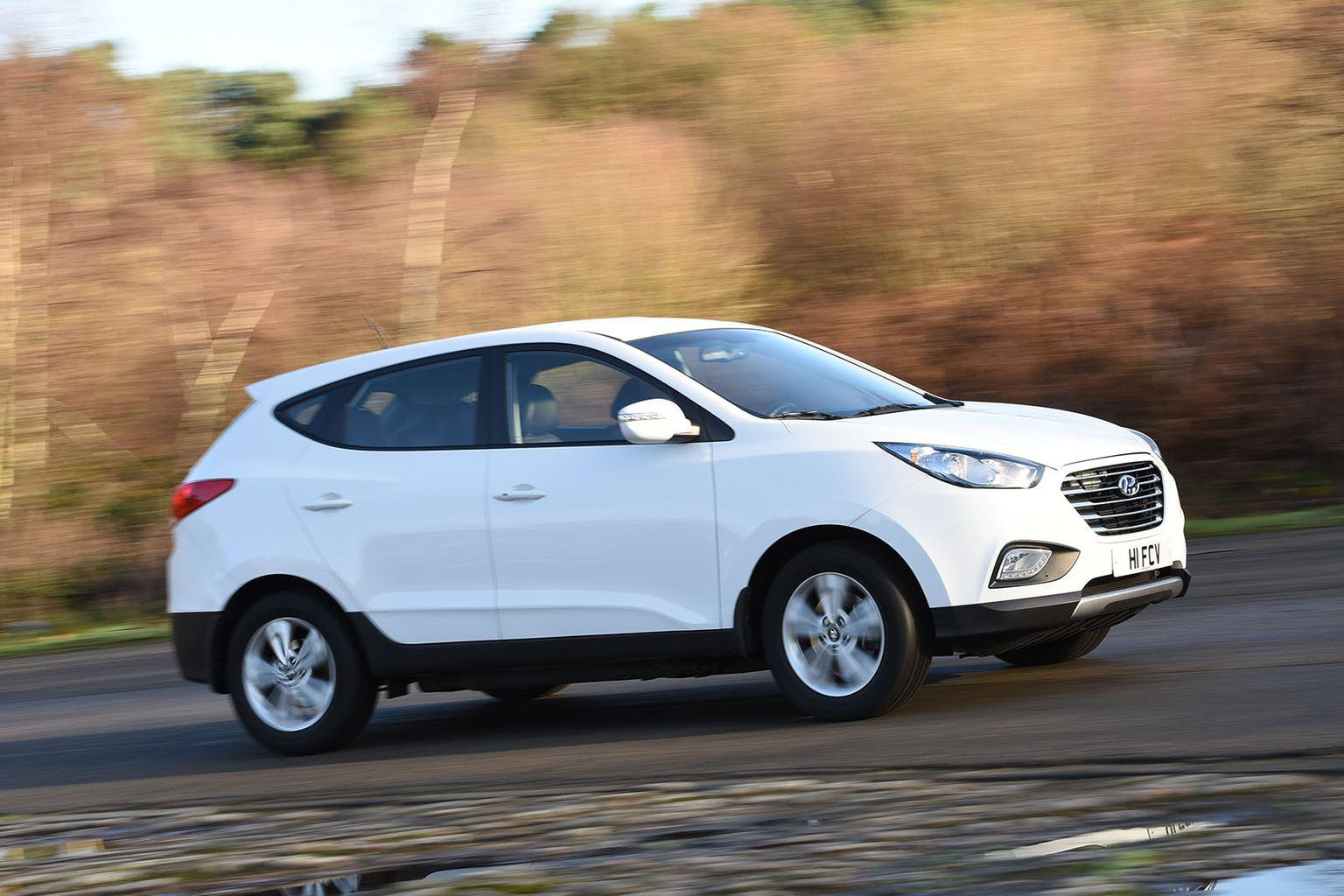 Hyundai ix35 Fuel Cell review