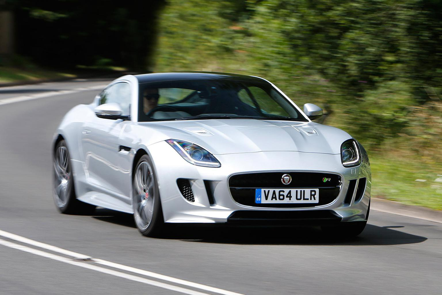 Jaguar F-type R Coupe AWD review