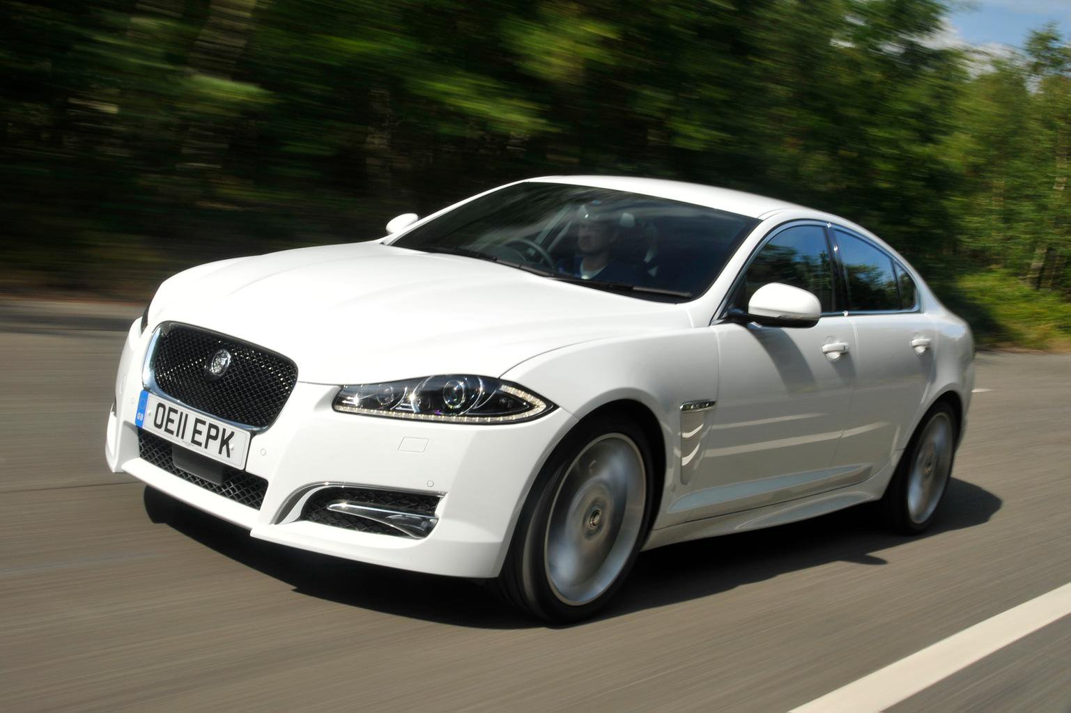 Deal of the Day: Jaguar XF