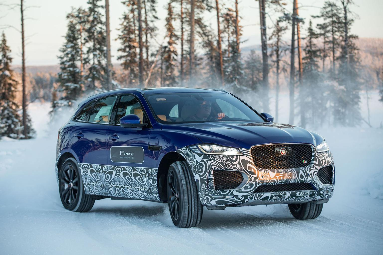 2016 Jaguar F-Pace 3.0 V6 review