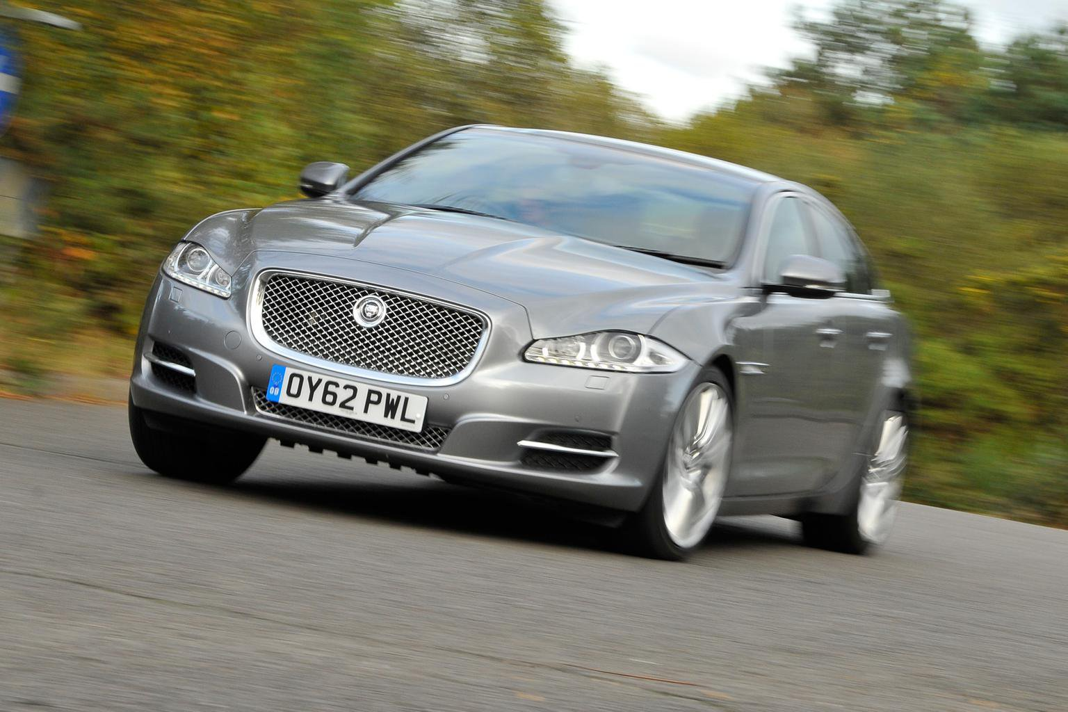 Deal of the day: Jaguar XJ