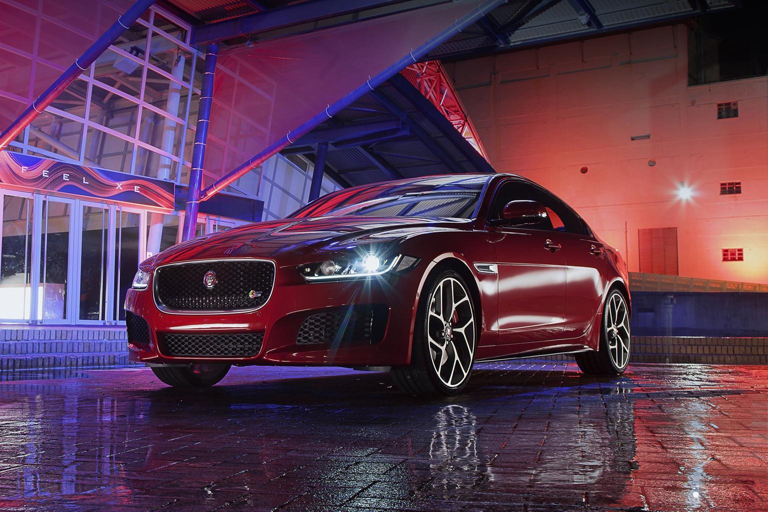 More Jaguar XE models planned