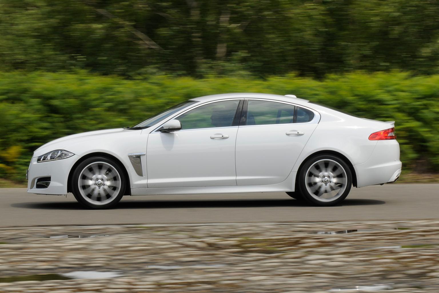 Jaguar XF savings available
