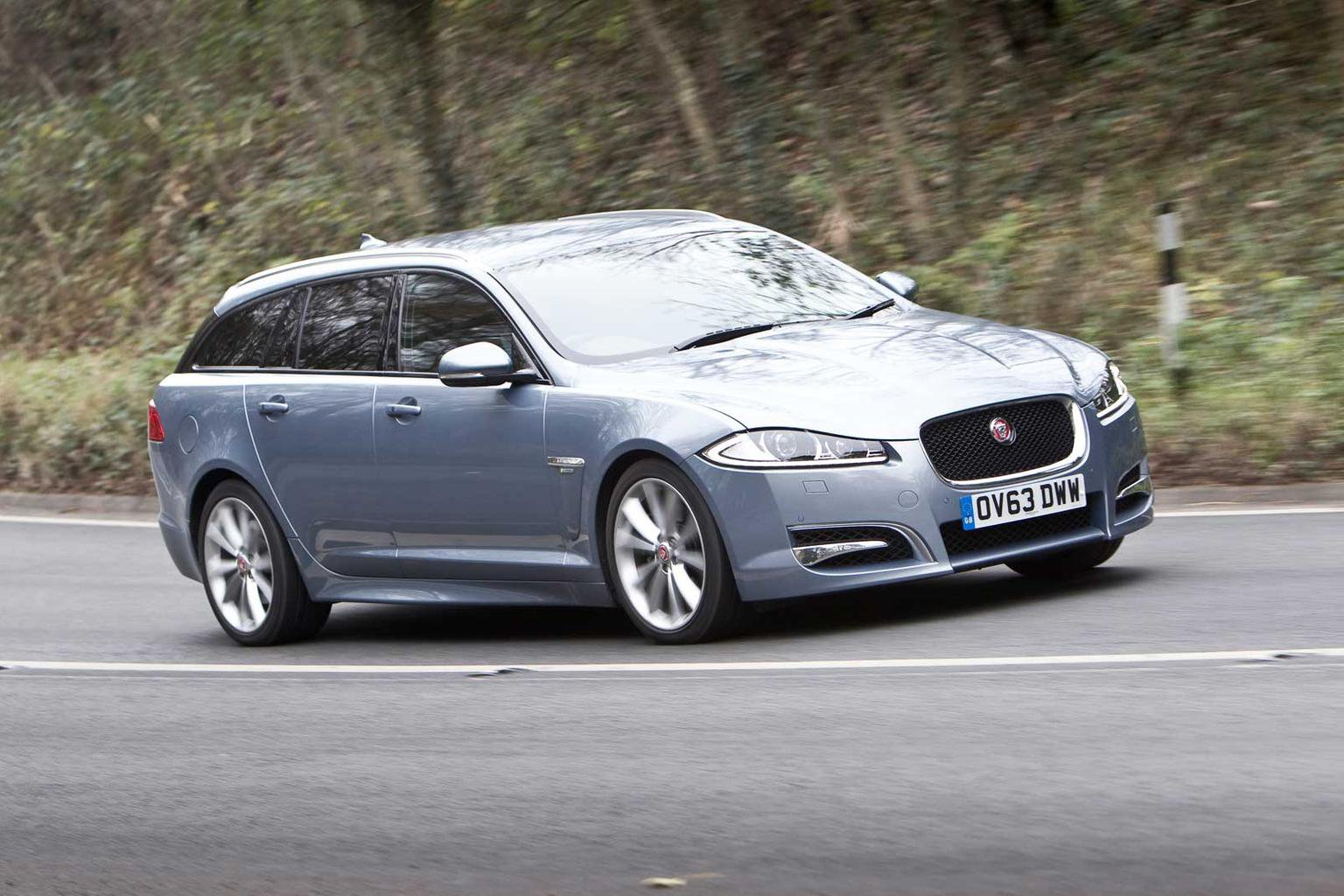 2014 Jaguar XF 2.2 review