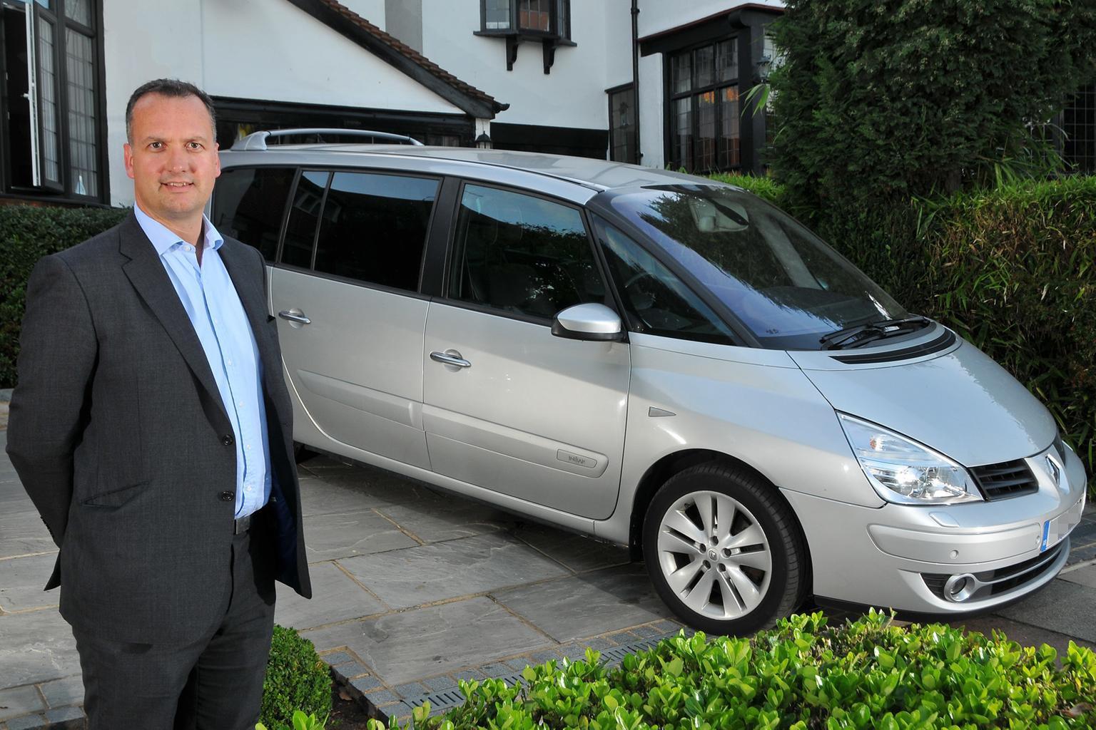 Renault Espace air-conditioning problem