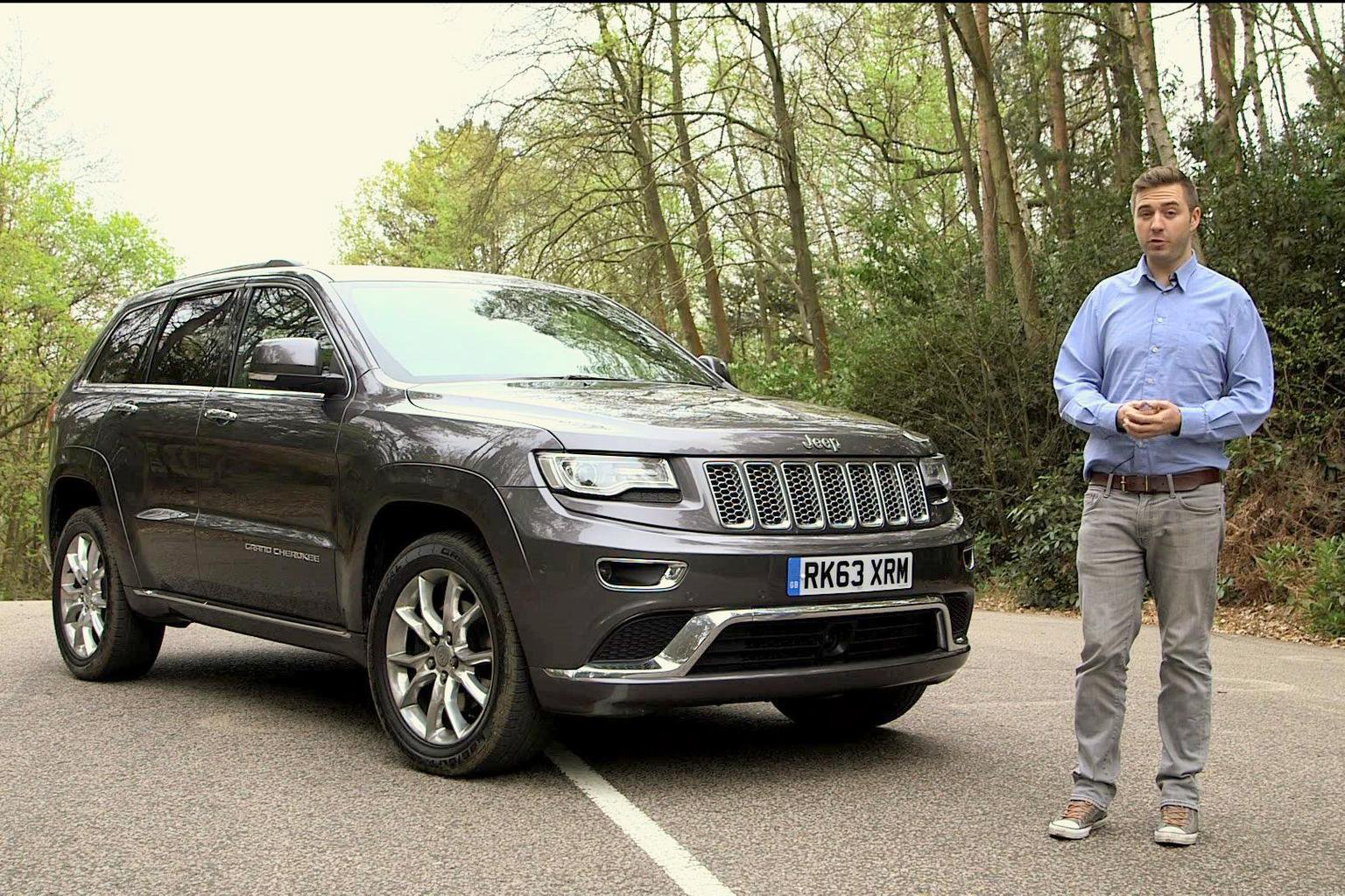 Video review: Jeep Grand Cherokee