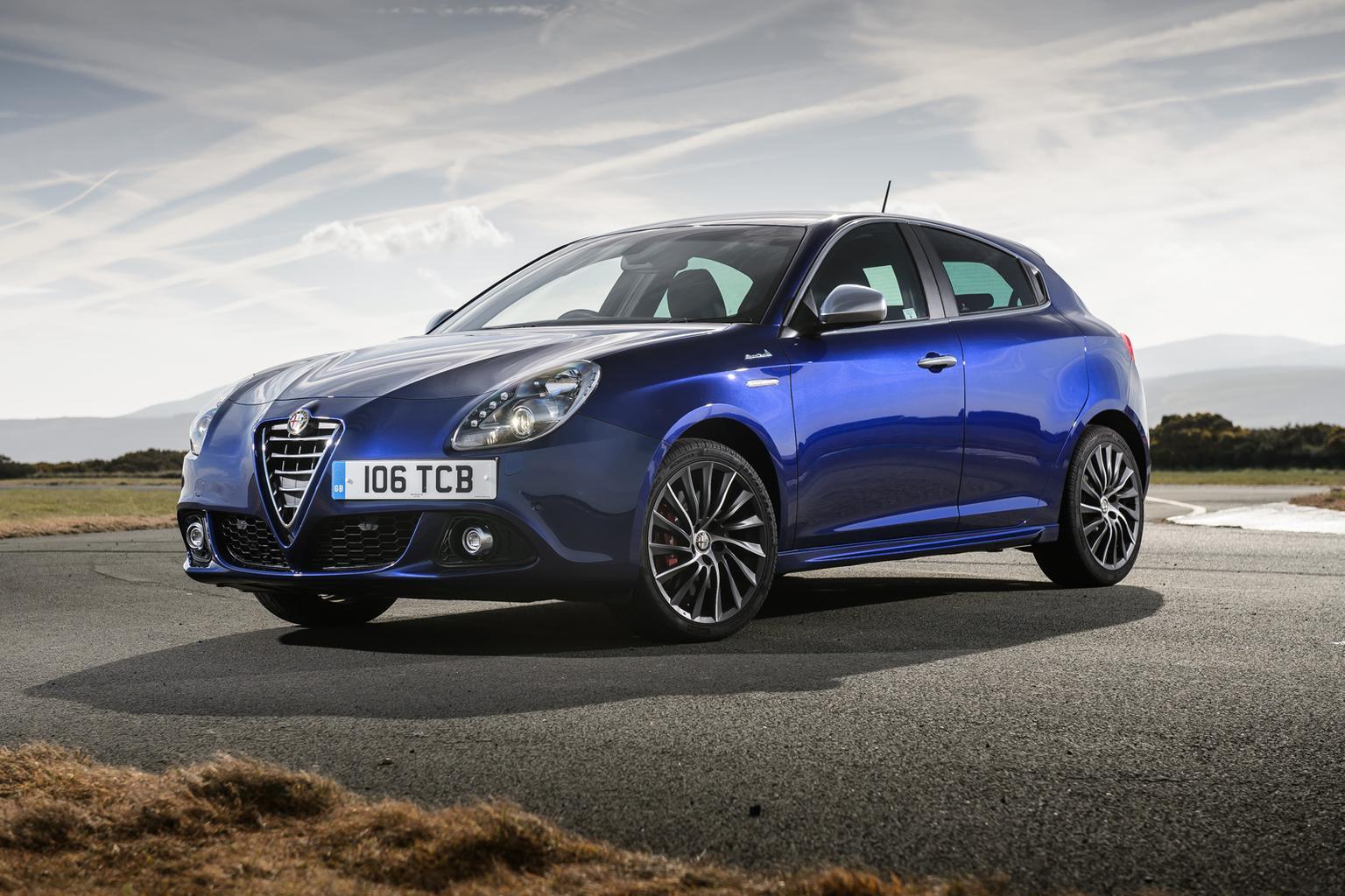 2014 Alfa Romeo Giulietta review