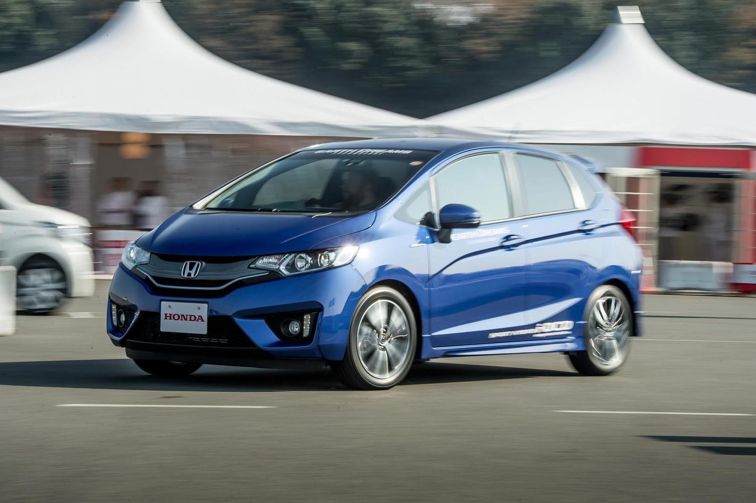 New Honda Jazz 'not until 2015'