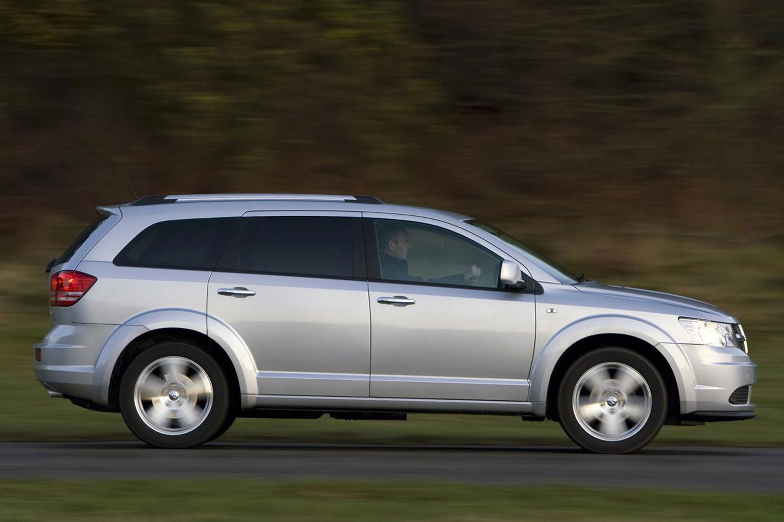 Dodge Journey ignition problem
