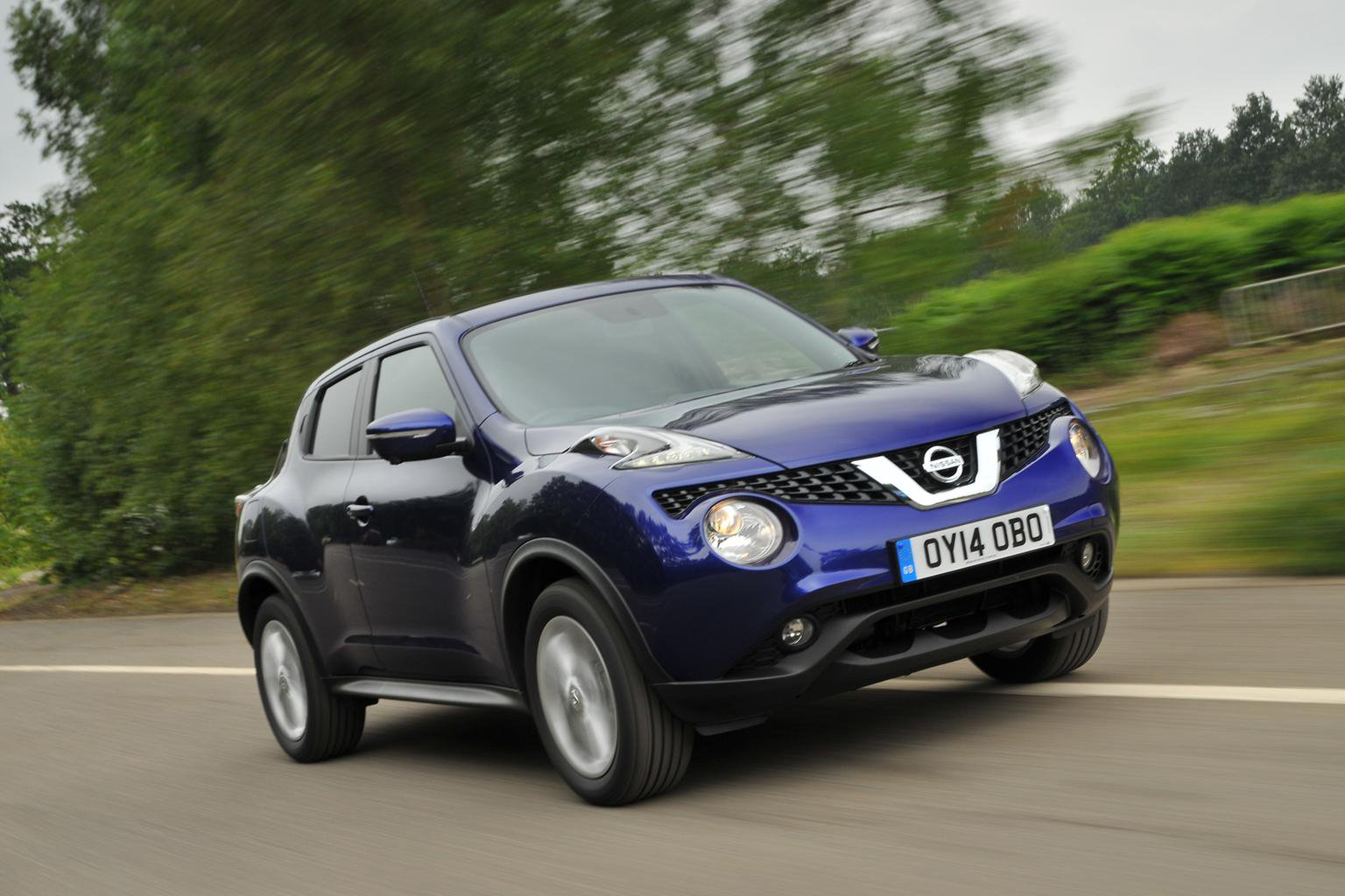 2014 Nissan Juke 1.2 DIG-T review