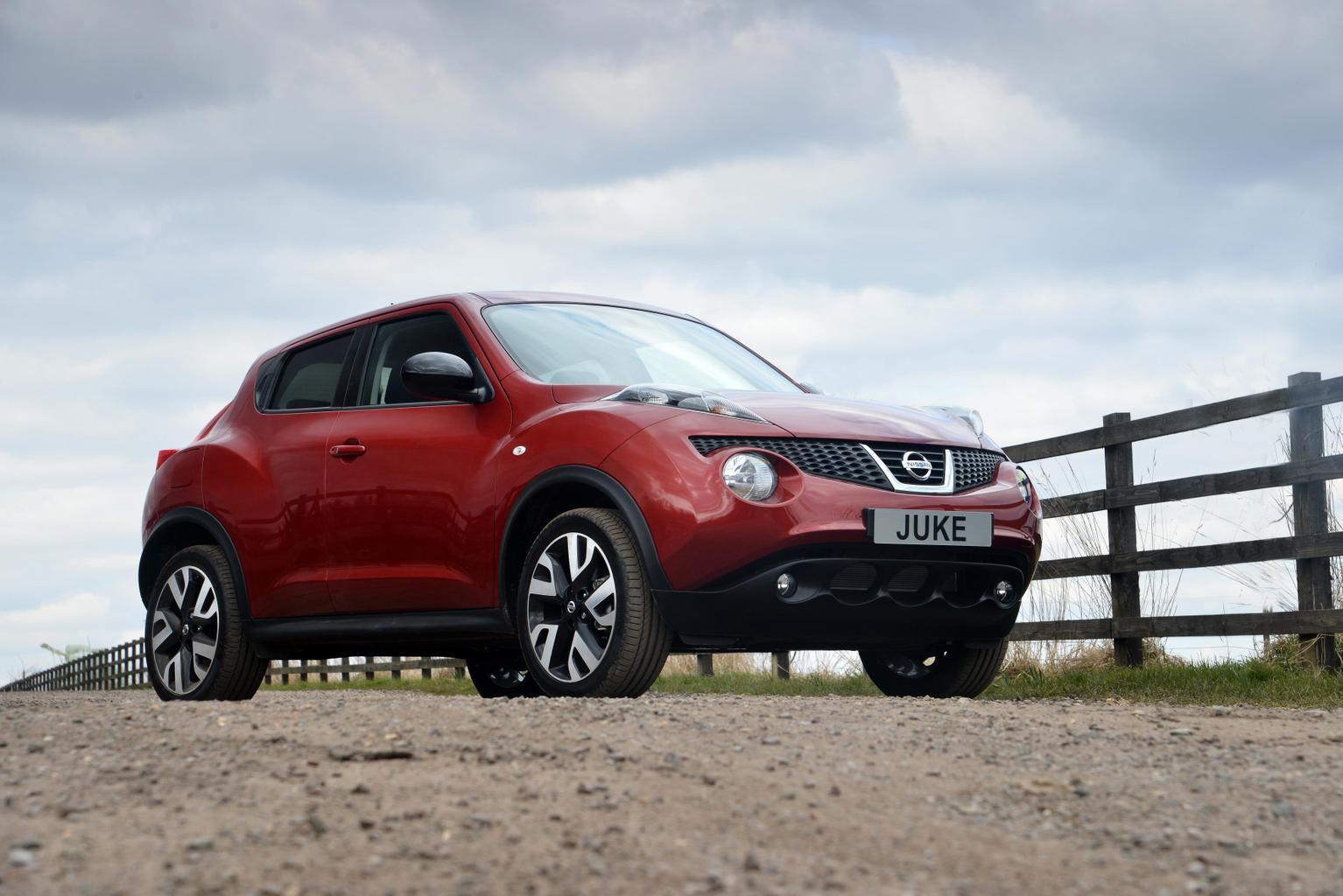 Next Nissan Juke to be 'radical'