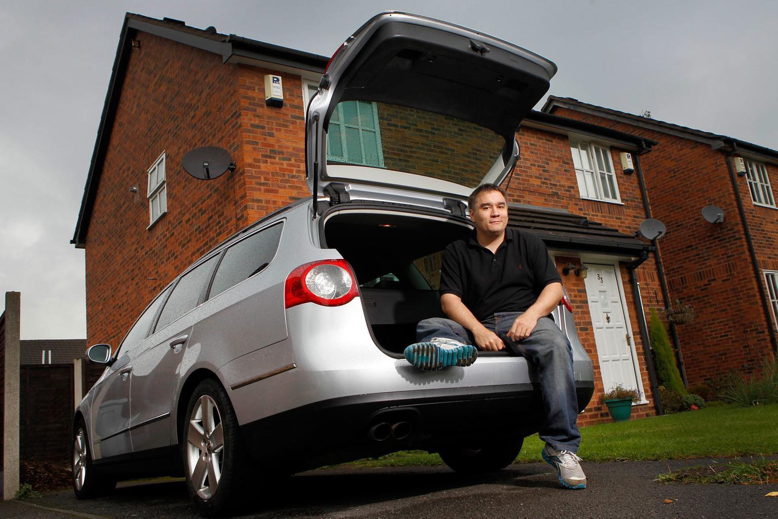 Volkswagen Passat tailgate rust problem