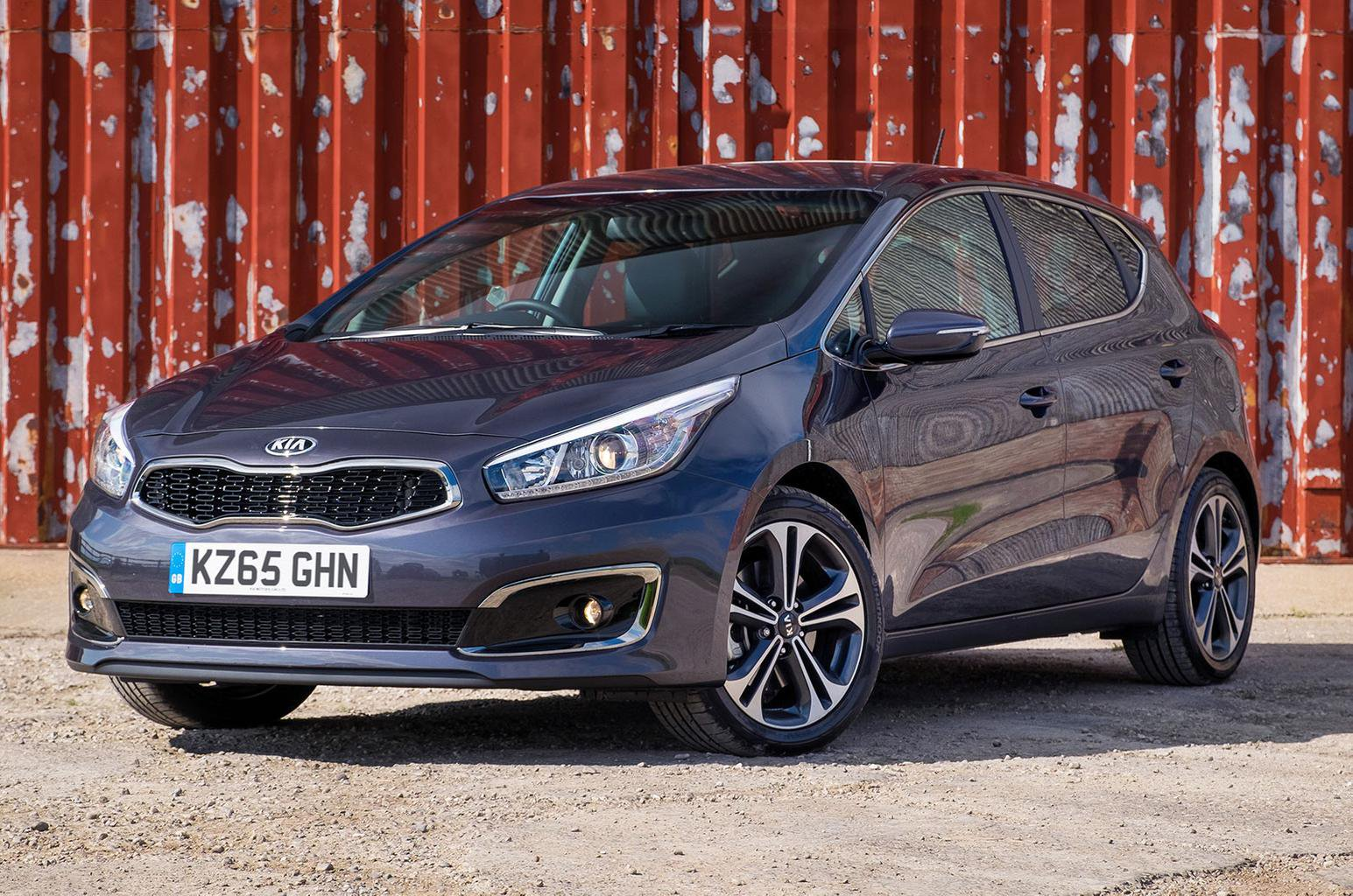 2015 Kia Ceed 1.6 CRDi 134 DCT review